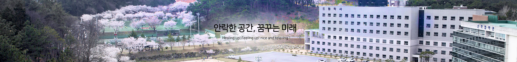 안락한 공간 꿈꾸는 미래